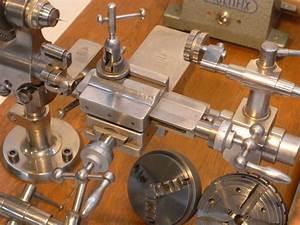 Star (Swiss) 8mm watchmaker lathe in original box - Niels