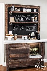 Coffee, Bar, Build