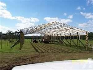 pole barn kits south alabama info desk work With alabama steel pole barns