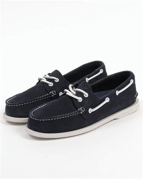 Sperry Washable Boat Shoes by Sperry Authentic Original 2 Eye Washable Boat Shoe Navy