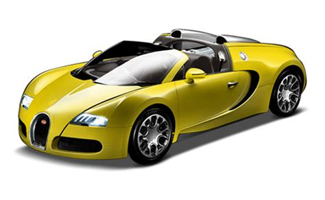Bugatti Veyron In India