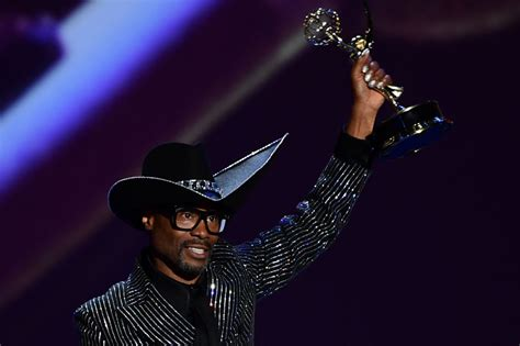 Watch Billy Porter Become The First Openly Gay Man Win