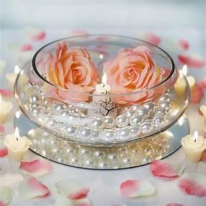 Balsacircle, Floating, Candle, Glass, Bowl, Vase, Centerpiece, 10, U0026quot, Wide, -, Walmart, Com