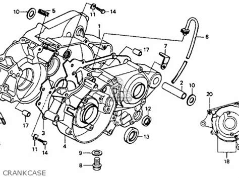 Honda Engine Diagram