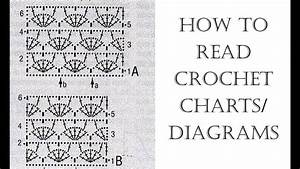 How To Read Crochet Charts  With Images