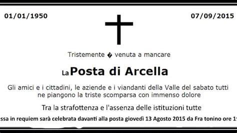Orario Chiusura Ufficio Postale by Chiusura Dell Ufficio Postale Parte La Raccolta Firme