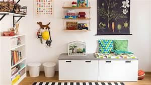 Kinderzimmer Aufbewahrung Ideen : ideen f r stauraum und aufbewahrung im kinderzimmer ~ Markanthonyermac.com Haus und Dekorationen