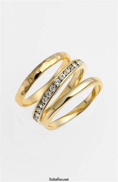 gold sliver stackable rings  girls xcitefunnet