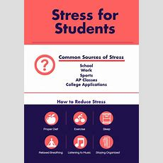 Stress Reducing Strategies For The School Year  The Spartan Speaks