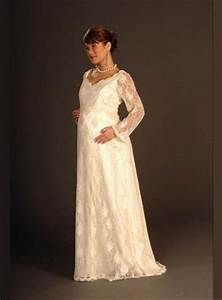 lace maternity wedding gown with long sleeves sweetheart With long sleeve maternity wedding dresses