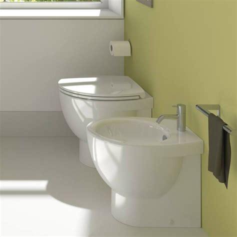 sanitari bagno catalano sanitari filoparete ceramica catalano new light wc bidet