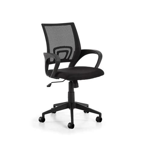 bureau chaise chaise de bureau design r 233 glable 224 roulettes rail par