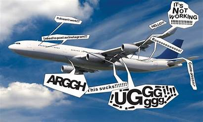 Internet Gogo Slow Airplane Expensive Why 2000
