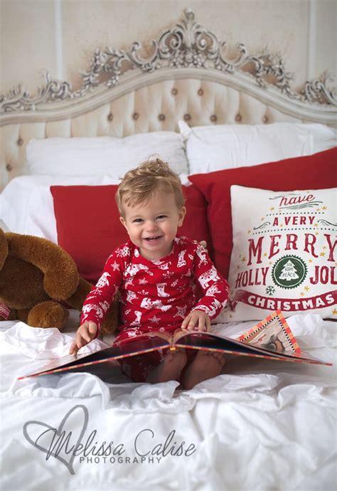 melissa calise photography holiday mini baby boy bed