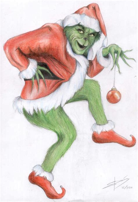 grinch  sam  motion  deviantart
