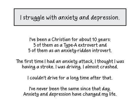anxiety depression   truth adamdcom
