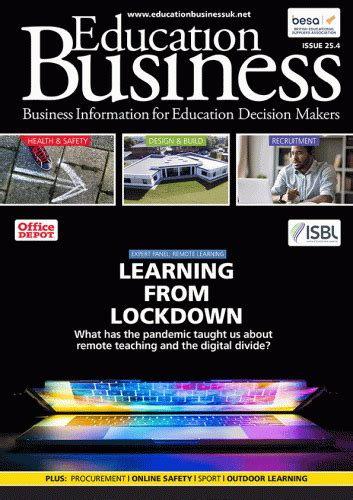 Magazines | Education Business