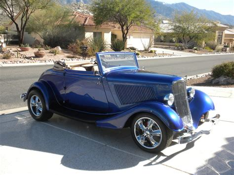 1933 Ford Roadster For Sale In Scottsdale, Arizona