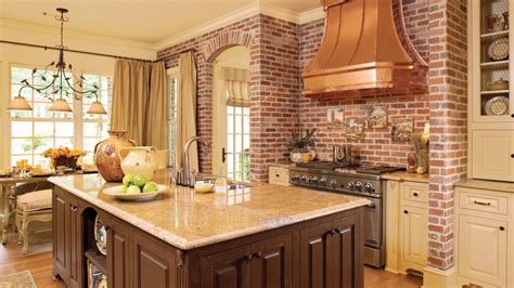 what to do with the space above kitchen cabinets kitchen inspiration southern living 2272