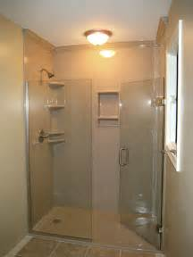 Prefab Shower Pan Picture