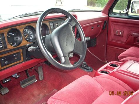 how to fix cars 1992 dodge ramcharger interior lighting 1992 dodge ramcharger le for sale photos technical specifications description