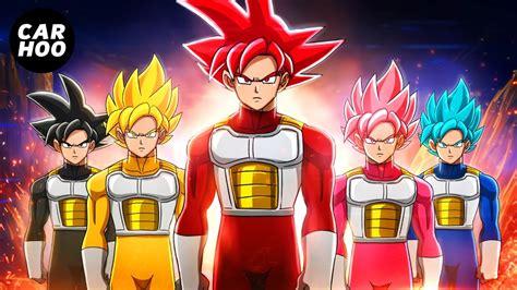 goku saiyan rangers dragon ball super power rangers
