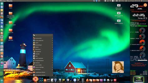 ubuntu bureau docks pour bureaux gnu linux linux rouen normandie