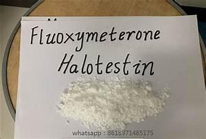 Poudre Crue Fluoxymesterone De St U00e9ro U00efdes Anabolisant Juridiques D U0026 39 Halotestin Pour Le Cycle Et L