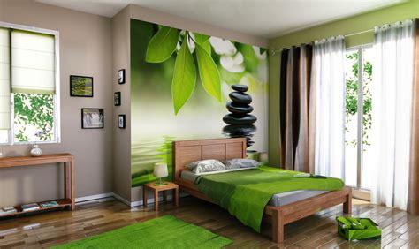chambre adulte violet objet déco violet 4 murs papier peint peinture
