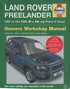 Land Rover Freelander Owners Manual Pdf