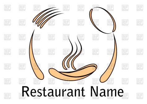 Restaurant icon Royalty Free Vector Clip Art Image #98346