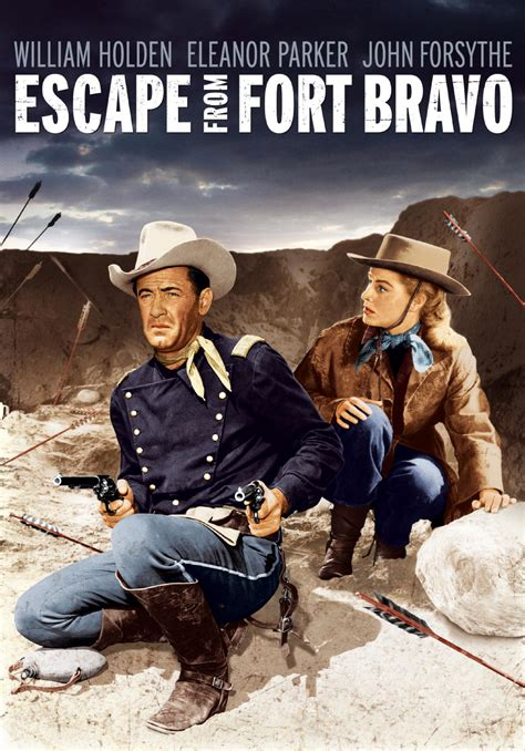 Escape from Fort Bravo (1953) | Kaleidescape Movie Store