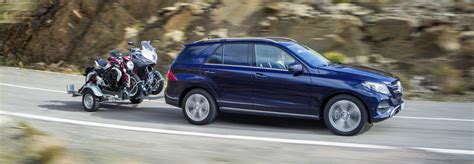 2016 Mercedes-benz Gle Suv Towing Capacity