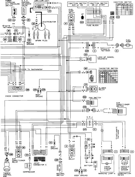 91 Nissan Wiring Diagram Light by 91 Nissan D21 Cranks But Won T Start I A 1991 Nissan