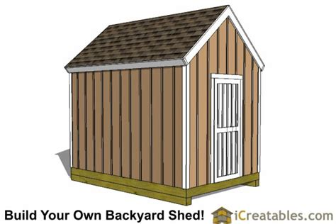 8x12 shed plans materials list 8x12 colonial large door shed plans backyard storage
