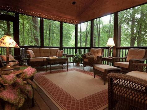 great screened porches volume