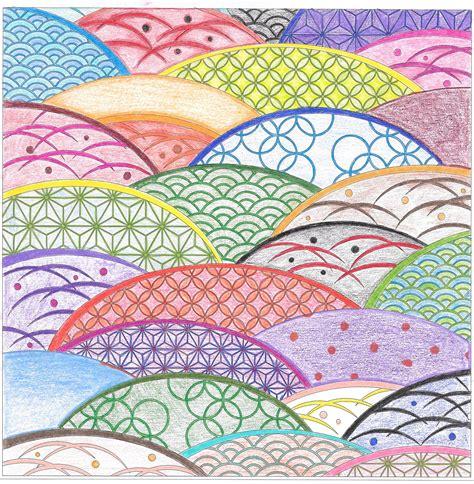 vive le color japan coloring book review