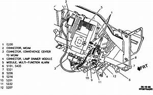 Need Wiring Diagrams  For 1997 Pontiac Grand Am Se  Having Issues With Interior Lighting  Dome