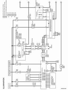 Nissan Sentra Service Manual  Wiring Diagram