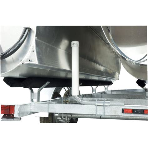 Convert A Boat Trailer To Pontoon Trailer by Best 25 Pontoon Boat Accessories Ideas On