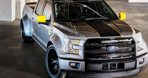 ford   show trucks  sema  la