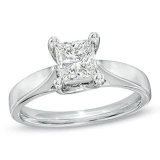 celebration canadian grand  ct princess cut diamond