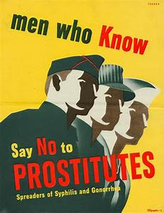 40 Hilarious Vintage STD Propaganda Posters From World War ...