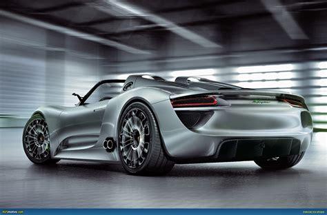 Ausmotivecom » Geneva Porsche 918 Spyder With Hybrid Drive