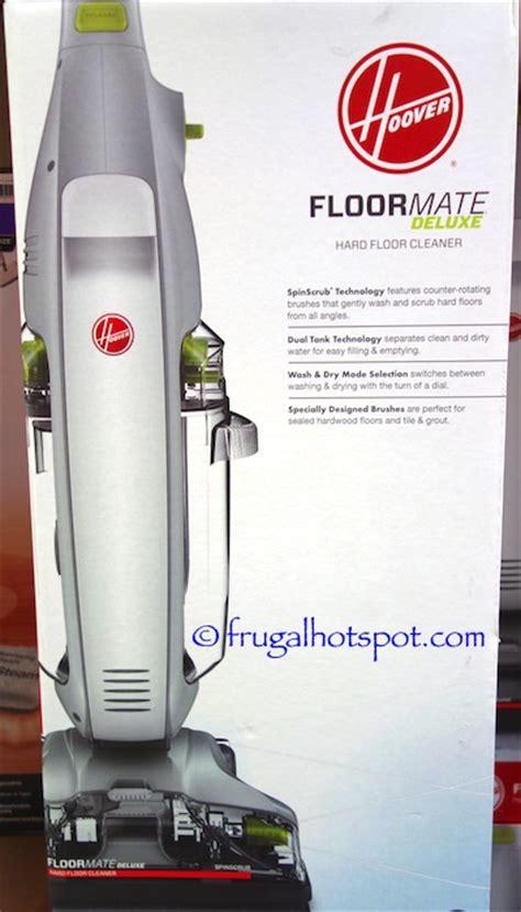 Costco Sale Hoover Floormate Deluxe Hard Floor Cleaner