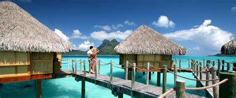 Beaches & Overwater Bungalows