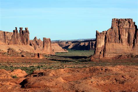 Western Vistas A Photo From Utah West Trekearth