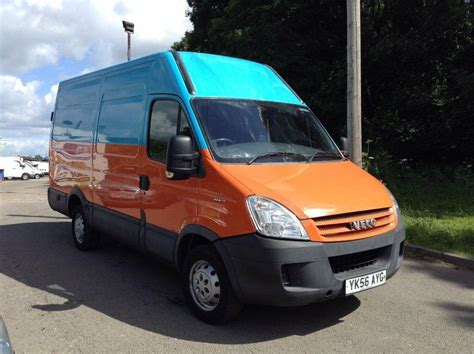 2006 Iveco Daily 2.3 Hpi 35c14 Mwb High Roof 1 Owner Van