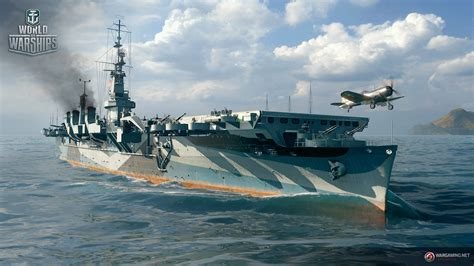 Ship War by Game World Of Warships