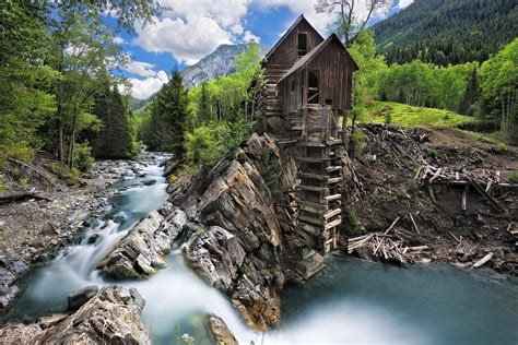 Colorado's Crystal Mill | OutThere Colorado